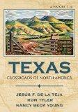 Texas: Crossroads of North America  2015 edition cover