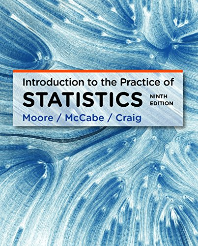 Introduction to the Practice of Statistics 9th 9781319013387 Front Cover