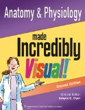 Anatomy and Physiology Made Incredibly Visual!  2nd 2014 (Revised) 9781451191387 Front Cover