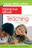 Introduction to Teaching Interactive EBook Making a Difference in Student Learning  2014 edition cover