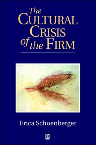 Cultural Crisis of the Firm   1997 edition cover