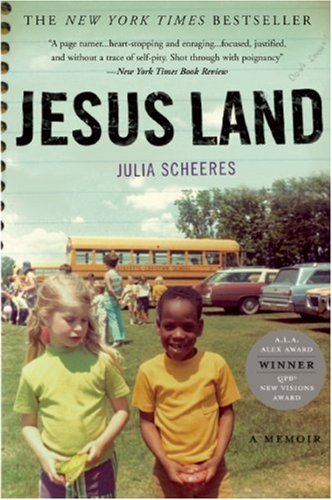 Jesus Land A Memoir N/A edition cover
