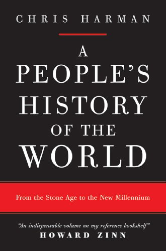 People's History of the World From the Stone Age to the New Millennium  2008 (Revised) edition cover