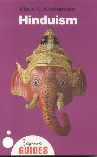 Hinduism A Beginner's Guide  2007 edition cover