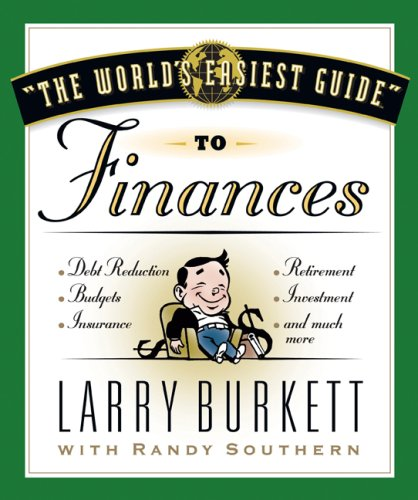 World's Easiest Guide to Finances   2000 edition cover