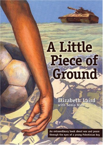 Little Piece of Ground   2006 edition cover