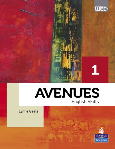AVENUES 1-TEXT                          N/A edition cover