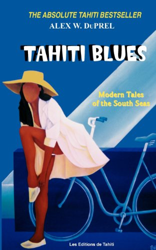 Tahiti Blues  N/A 9782907776387 Front Cover