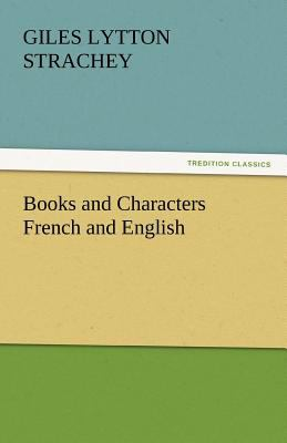 Books and Characters French and English  N/A 9783842450387 Front Cover