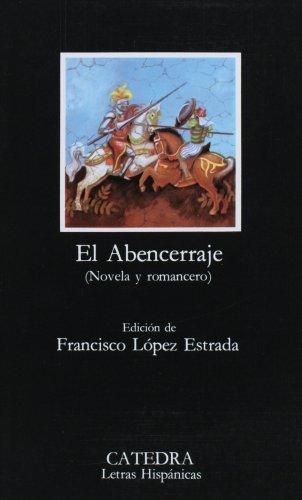 El Abencerraje 1st 2003 edition cover