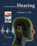 Fundamentals of Hearing: an Introduction Fifth Edition  2013 edition cover