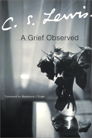 Grief Observed   2001 9780060652388 Front Cover