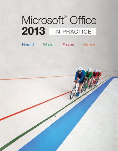 Microsoft� Office 2013   2014 edition cover