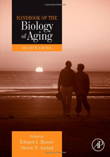 Handbook of the Biology of Aging  7th 2010 edition cover