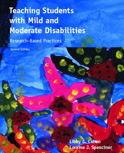 Teaching Students with Mild and Moderate Disabilities Research-Based Practices 2nd 2009 edition cover