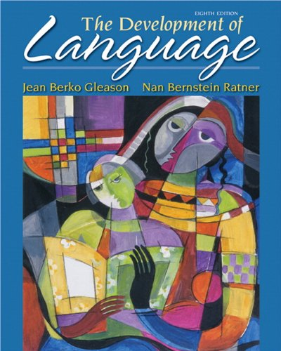 Development of Language  8th 2013 (Revised) edition cover