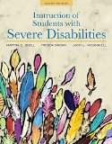 Instruction of Students With Severe Disabilities + Pearson Etext:   2015 edition cover