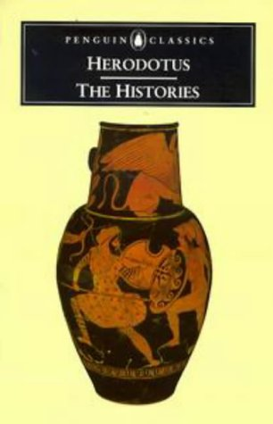Histories   1996 (Revised) 9780140446388 Front Cover