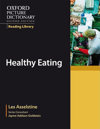 Healthy Eating  2nd 2009 9780194740388 Front Cover