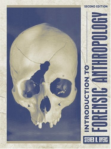 Introduction to Forensic Anthropology A Textbook 2nd 2005 (Revised) edition cover