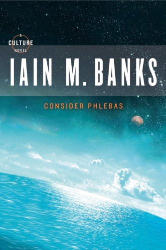 Consider Phlebas  N/A edition cover