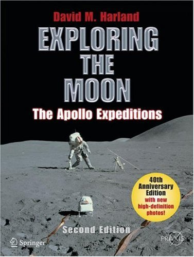 Exploring the Moon The Apollo Expeditions 2nd 2008 edition cover
