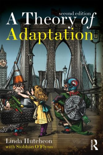 Theory of Adaptation  2nd 2013 (Revised) edition cover
