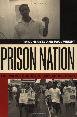 Prison Nation The Warehousing of America's Poor  2003 edition cover