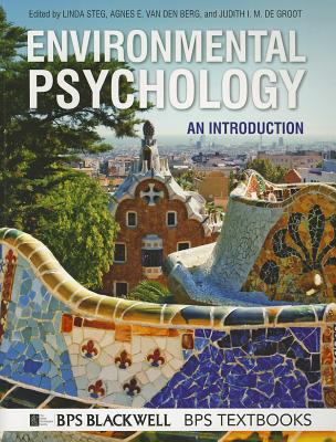 Environmental Psychology An Introduction  2012 9780470976388 Front Cover