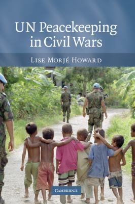 Peacekeeping in Civil Wars   2007 9780521881388 Front Cover