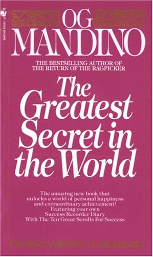 Greatest Secret in the World   1972 9780553280388 Front Cover