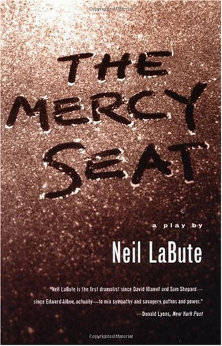Mercy Seat A Play  2003 edition cover