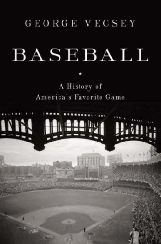Baseball A History of America's Favorite Game  2006 edition cover