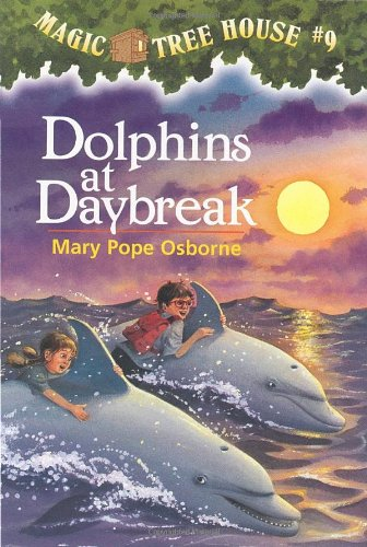 Dolphins at Daybreak   1997 edition cover