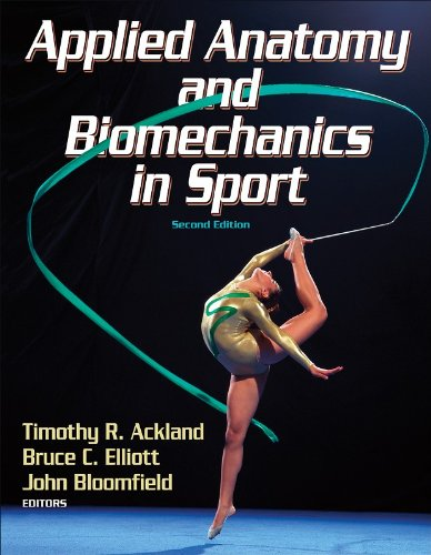 Applied Anatomy and Biomechanics in Sport  2nd 2009 edition cover