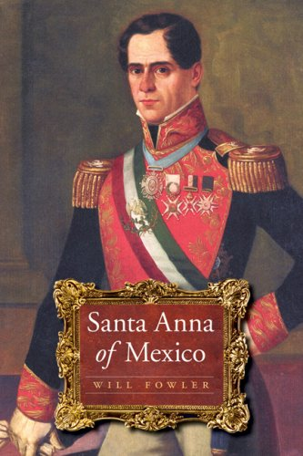 Santa Anna of Mexico   2010 edition cover