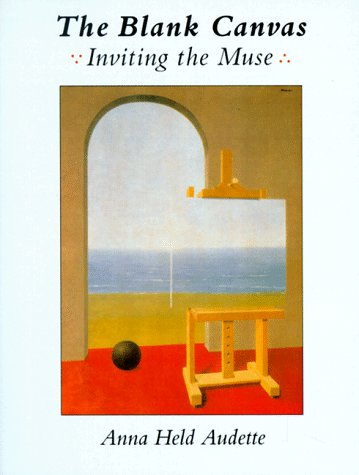 Blank Canvas Inviting the Muse N/A 9780877739388 Front Cover