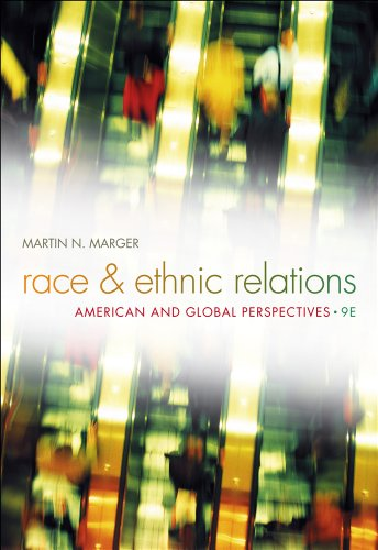 Race and Ethnic Relations American and Global Perspectives 9th 2012 edition cover