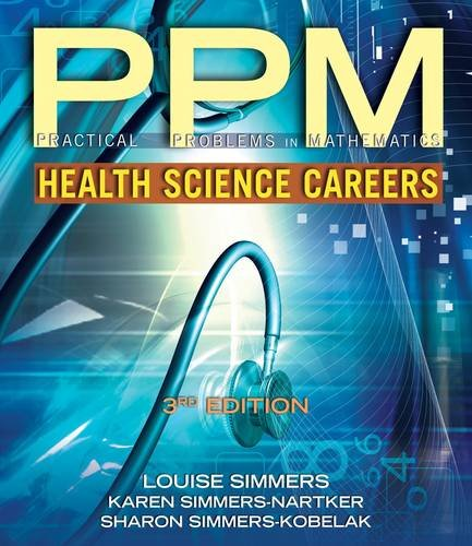 Health Science Careers  3rd 2013 edition cover