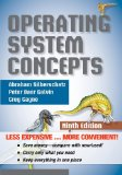 Operating System Concepts:   2013 edition cover