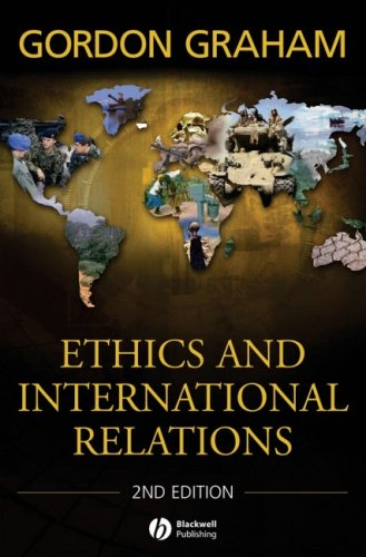 Ethics and International Relations  2nd 2007 (Revised) edition cover