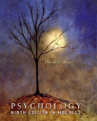 Psychology in Modules  7th 2010 (Revised) edition cover