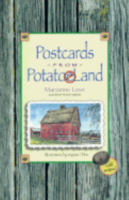 Postcards from Potato Land  N/A 9781560445388 Front Cover