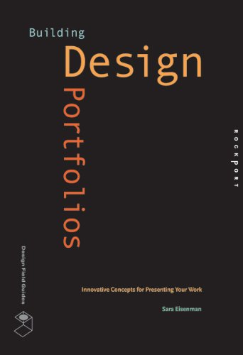 Building Design Portfolios Innovative Concepts for Presenting Your Work  2008 edition cover