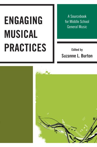 Engaging Musical Practices A Sourcebook for Middle School General Music  2012 edition cover