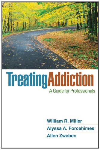 Treating Addiction A Guide for Professionals  2012 edition cover