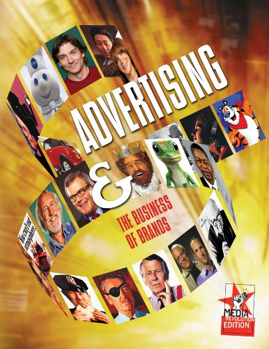 Advertising and the Business of Brands Media Revolution Edition N/A edition cover