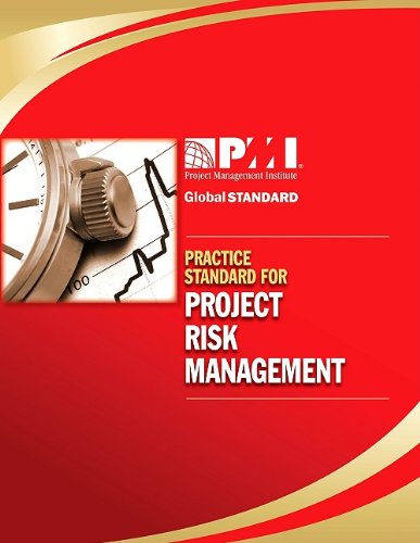 Practice Standard for Project Risk Management   2009 edition cover