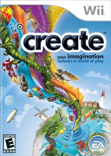 Create - Nintendo Wii Nintendo Wii artwork