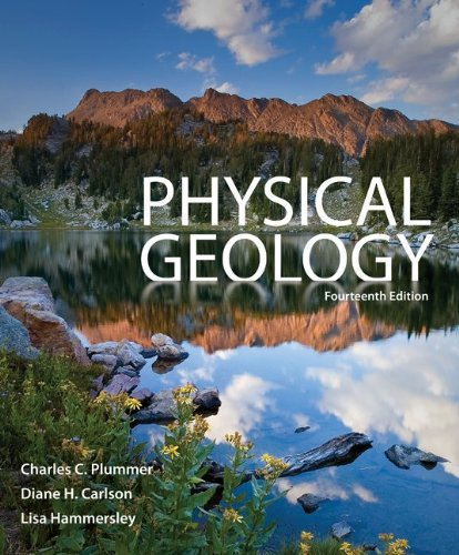 Physical Geology  14th 2013 9780073369389 Front Cover